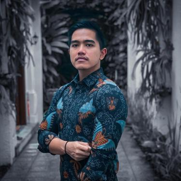 Kaesang Pangarep. (Foto: Dok. Instagram @kaesangp)