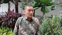 Kepala Dinas Pariwisata dan Ekonomi Kreatif (Kadis Parekraf) DKI Jakarta Cucu Ahmad Kurnia. (Liputan6.com/Ika Defianti)