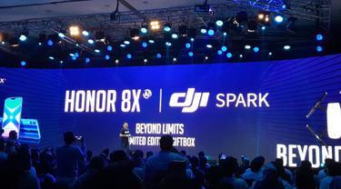 Peluncuran Honor 8x