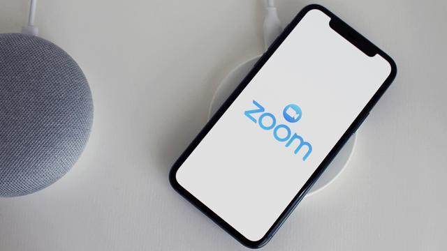 Aplikasi Zoom di Smartphone
