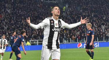 Cristian Ronaldo - Liga Champions
