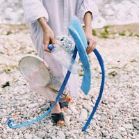 Ilustrasi sampah plastik. (Foto: pexels.com)