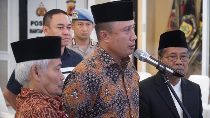 Kapolda Jabar Inspektur Jenderal Agung Budi Maryoto. (Huyogo Simbolon)