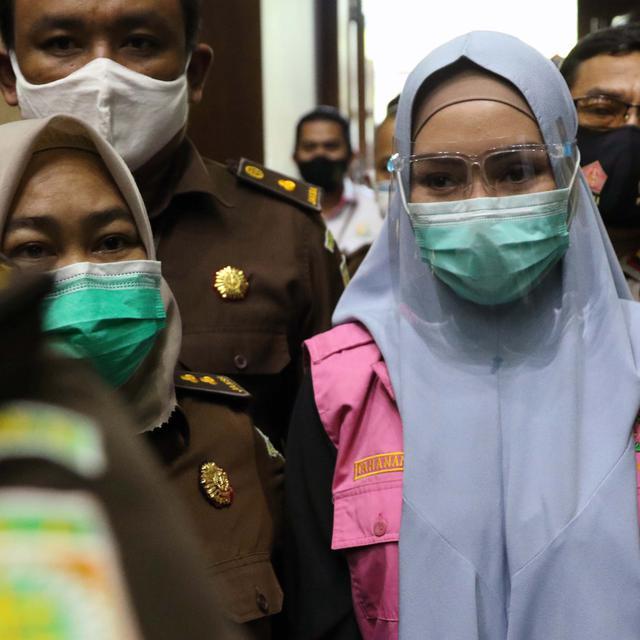 Sederet Pengakuan Jaksa Pinangki Dalam Eksepsi News Liputan6 Com