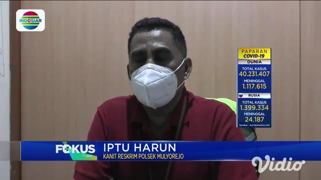 Pertengkaran rumah tangga yang berujung maut terjadi di Surabaya. Diduga karena sakit hati karena ucapan istri, seorang suami tega menganiaya istrinya hingga tewas.