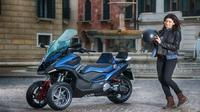 Kymco C Series (Foto:Visordown)