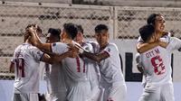 Timnas Filipina mencetak sejarah dengan lolos ke Piala Asia untuk kali pertama. (Bola.com/Dok. AFC)