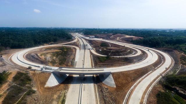 Pembangunan Tol Balikpapan-Samarinda Capai 97,5 Persen - Bisnis ...