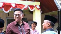 Ketua DPD Demokrat Sumbar yang juga bakal calon gubernur Mulyadi. (Istimewa)