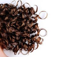 Rambut keriting. (via: efty.net)