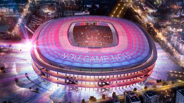 Barcelona Segera Dapatkan Sponsor untuk Camp Nou - Spanyol Bola.com