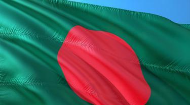 Bendera Bangladesh (Pixabay)