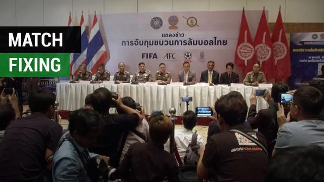 Berita video rekan setim Victor Igbonefo di Thailand, Veera Kerdpudsa, ditangkap karena diduga terlibat kasus match fixing divisi teratas Liga Thailand musim 2017.