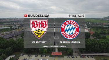 Berita video highlights Bundesliga pekan ke-9, Bayern Munchen mengalahkan Stuttgart dengan skor 3-1, Sabtu (28/11/2020) malam hari WIB.