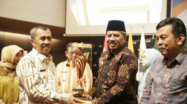 Siak Raih Predikat Kabupaten dengan Pembangunan Daerah Terbaik se-Riau