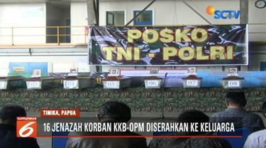 Marsekal Hadi Tjahjanto ucapkan bela sungkawa dan penghargaan setinggi-tingginya atas meninggalnya 16 karyawan PT Istaka Karya karena penembakan KKB-OPM.