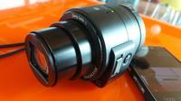 Sony Cyber-shot DSC-QX30 (Iskandar/ Liputan6.com)