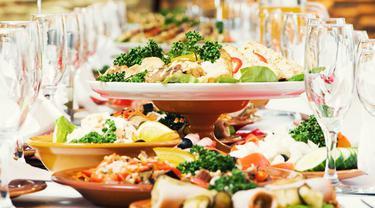 Tips Memilih Menu Makanan Untuk Pesta Pernikahan Fashion Fimela Com