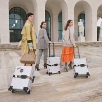 Fendi x RIMOWA 2nd Dropped - Photo: pinterest