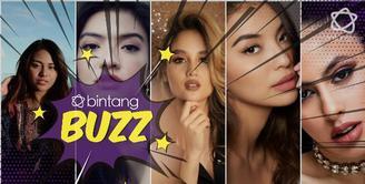5 artis ini punya bibir sensual menggoda, siapa saja mereka?