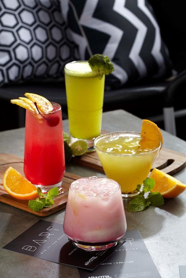 Harga special untuk minuman segar mulai dari Rp 8.000,-./Copyright ARTOTEL Group