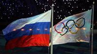 Rusia tetap diizinkan tampil di Olimpiade Rio de Janeiro 2016 meskipun diduga terlibat dalam skandal doping. (NBC)