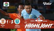 Babak Penyisihan #ShopeeLiga1 yang mempertemukan #Borneo  FC vs #Persela Lamongan pada hari Rabu (27/11/2019) berakhir dengan skor...