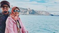 Istri Mario Irwinsyaah, Ratu Anandita, kini tengah hamil anak keempat. (Sumber: Instagram/@marioirwinsyah)