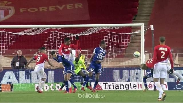 Berita video highlights Ligue 1 2017-2018 antara Monaco melawan Troyes dengan skor 3-2. This video presented by BallBall.