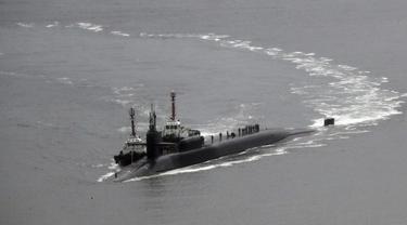 Kapal selam nuklir AS USS Michigan