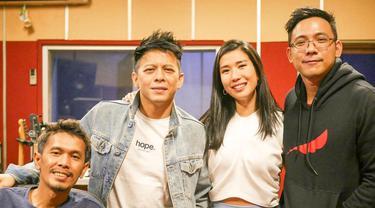 Christie Hartono Kolaborasi Bersama NOAH di SCTV Awards 2020