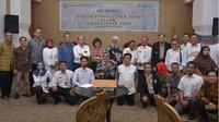 Rapat Koordinasi Sistem Pengelolaan Data dalam Pembangunan Desa.