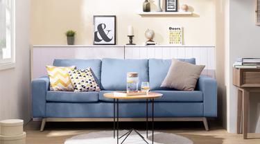 5 Kebiasaan agar Sofa di Rumah Panjang Usia