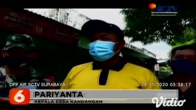 Pedagang di pasar tradisional Ngawi, Pardi (65) meninggal dunia setelah divonis terpapar Covid-19. Sementara itu, sembilan atlet KONI sembuh dari Covid-19, dan dipulangkan dari Rumah Sakit Lapangan Kogabwilhan II Surabaya.