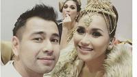 Raffi Ahmad dan Ayu Ting Ting (Instagram)