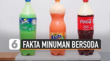 Salah satu brand minuman bersoda asal AS, Pepsi pamit dari Indonesia. Di balik itu, terdapat fakta mengenai minuman soda.