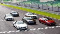 Mercy Luncurkan 6 Unit AMG 43 Untuk Rayakan 50 Tahun Mercedes-AMG (Foto: Istimewa)
