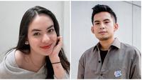 Kedekatan Steffi Zamora dan Niko Al Hakim jadi sorotan warganet, diisukan pacaran. (Sumber: Instagram/@steffizamoraaa/@okintph)