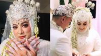 Pernikahan Jane Shalimar dan Arsya Wijaya (Sumber: Instagram/