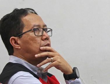 Eks Ketum PSSI Joko Driyono Jalani Sidang Lanjutan
