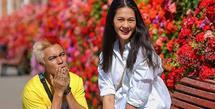 Baim Wong dan Paula (Instagram/baimwong)