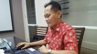 Haryanto, wisudawan tertua ITS pada wisuda 122, Sabtu, 17 Oktober 2020. (Foto: Dok ITS)