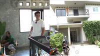 Rumah baru Fiki Naki (Sumber: YouTube/Baim Paula)