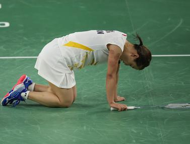 Juara All England Nozomi Okuhara Kandas di Perempat Final Olimpiade