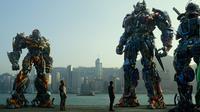 Robot-Robot Gagah di Transformers