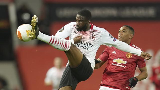 Gol Kjaer di Injury Time Buyarkan Kemenang MU Atas AC Milan