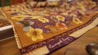 Batik Sampek Engtay koleksi Hartono Sumarsono (Liputan6.com/Adinda Kurnia)