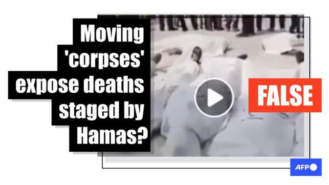 Cek Fakta Liputan6.com menelurusi klaim video mayat korban Covid-19 bergerak