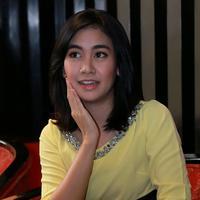 Anisa Rahma merasakan pengalaman pertama bermain di film horor di film berjudul 'Menara Stasiun Cawang'. (Galih W. Satria/Bintang.com)
