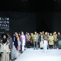 Opening Ceremony Muslim Fashion Festival 2020